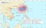 Thông tin mới về cơn bão số 6 trên biển Đông