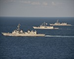 Nhật Bản sửa đổi nguyên tắc, tăng cường hợp tác quân sự với Mỹ