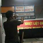 Giá xăng tăng thêm 650 đồng/lít