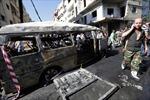 Syria kêu gọi đối thoại giải quyết khủng hoảng