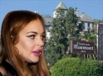 Lindsay Lohan bị cấm đến khách sạn vì... quỵt tiền
