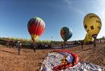 Những hình ảnh lễ hội khinh khí cầu quốc tế tại Mũi Né
