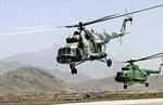 Hai trực thăng đâm nhau tại Ấn Độ