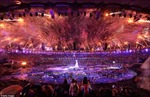 Tràn ngập màu sắc lễ khai mạc Paralympic 2012