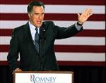 Chân dung ứng cử viên tổng thống Mitt Romney