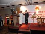 Kỷ niệm Quốc khánh 2/9 tại Xri Lanca