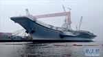 Tàu sân bay Trung Quốc chưa sẵn sàng phục vụ chiến đấu