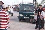 Tai nạn giao thông nghiêm trọng gây ùn tắc giao thông tại quốc lộ 1A