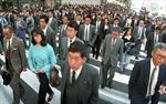 Dân số Tokyo sẽ giảm một nửa vào năm 2100