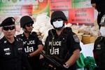 Cảnh sát Thái phá hai vụ ma túy lớn