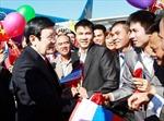 Thông điệp của Chủ tịch nước Trương Tấn Sang tại Hội nghị APEC