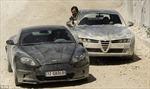 Bán xe của James Bond nhân kỷ niệm 50 năm phim 007