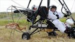 Bộ Ngoại giao Mỹ hoan nghênh Putin dạy sếu bay
