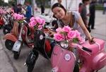 Xe máy cổ xuống đường diễu hành ở Đà Nẵng