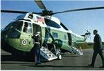 Bí mật dự án trực thăng cho tổng thống Mỹ