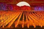 100.000 người trình diễn mừng Quốc khánh Triều Tiên