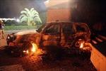 Lãnh sự quán Mỹ ở Libya bị tấn công