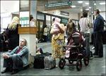 Nga: Sân bay Irkutsk sơ tán do báo động có bom