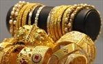 Giá vàng lên mức cao nhất 6 tháng