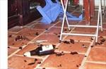 Ném 'bom xăng' vào nhà công an xã