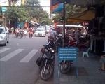 Bát nháo trông giữ xe ở Hà Nội