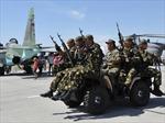 Nga thỏa thuận đặt căn cứ quân sự ở Kyrgyzstan