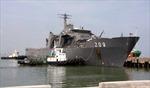 Tàu Hải quân Singapore thăm Đà Nẵng
