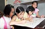 Trung thu đến sớm với những trẻ em thiệt thòi ở Lào Cai