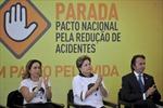 Brazil quyết giảm tử vong do tai nạn giao thông