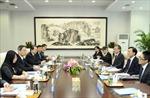 Trung- Nhật thảo luận về tranh chấp lãnh hải