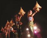 Rô băm - kịch múa truyền thống của người Khmer