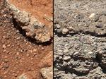 Tàu Tò mò phát hiện dấu tích suối nước trên sao Hỏa