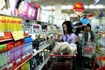 Các siêu thị chung tay bình ổn giá