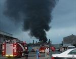 Nhật Bản: Nổ nhà máy hóa chất Himeji