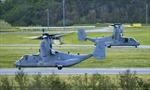 Sáu máy bay Osprey của Mỹ tới Okinawa