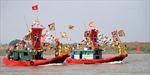 Lễ hội thủy quân trên sông Lục Đầu