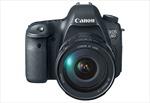 Canon tung ra máy ảnh 6D kết nối Wifi, GPS