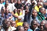 Làn sóng đình công tại Nam Phi đến mức nguy hiểm