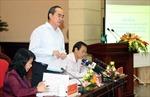 Phó Thủ tướng Nguyễn Thiện Nhân: Hà Nội phải là điển hình trong kiểm soát gia súc, gia cầm kém chất lượng