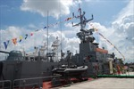 Hải quân Việt Nam đóng mới 2 lớp tàu chiến đấu