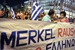 Thủ tướng Đức thăm Hy Lạp trong điều kiện an ninh thắt chặt