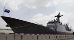 Tàu Hải quân Hàn Quốc thăm thành phố Hồ Chí Minh