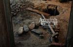Chết ngạt khi mò số vàng ăn trộm rơi xuống hố biogas