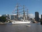 Argentina không nhân nhượng vụ bắt tầu chiến xiết nợ