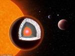 Phát hiện hành tinh phủ kim cương