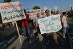 Đụng độ tại Ai Cập, 100 người bị thương