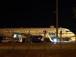 Syria cấm các chuyến bay dân sự Thổ Nhĩ Kỳ