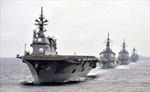 Nhật Bản phô diễn sức mạnh hải quân