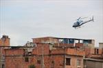Rio de Janeiro trấn áp tội phạm khu ổ chuột