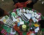 Tràn lan thuốc tân dược không rõ nguồn gốc tại chợ vùng cao